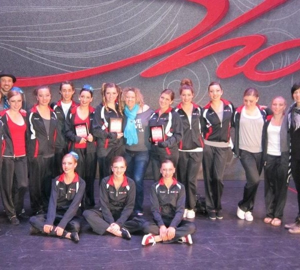 Centre stage dance academy wins big at major dance event