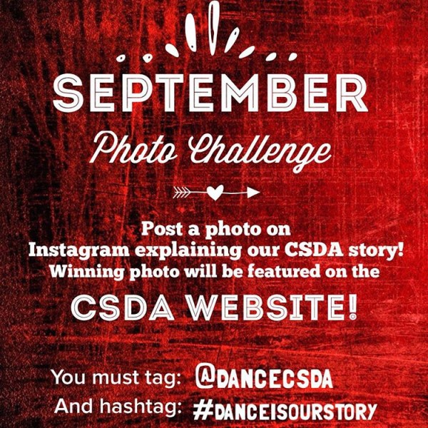 Enter the CSDA September Photo Contest